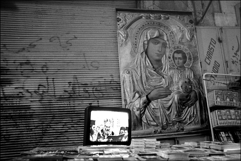 Icons in Jerusalem