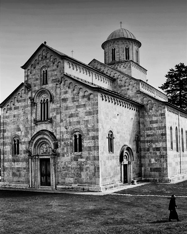 Serbian Monastery, High Decani