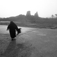 Desert Woman, Egypt