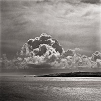 Ocean And Clouds, Aran Islands, 2005