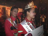 Miss Tibet 2009 and the Runner up
