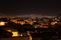 Night in Quito