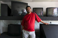 John Gomez, owner of Bishop TV